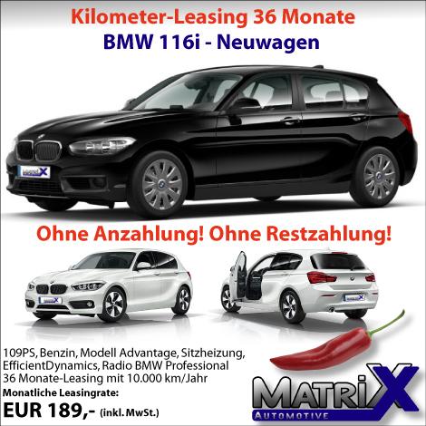 26.10.2016 BMW 116i