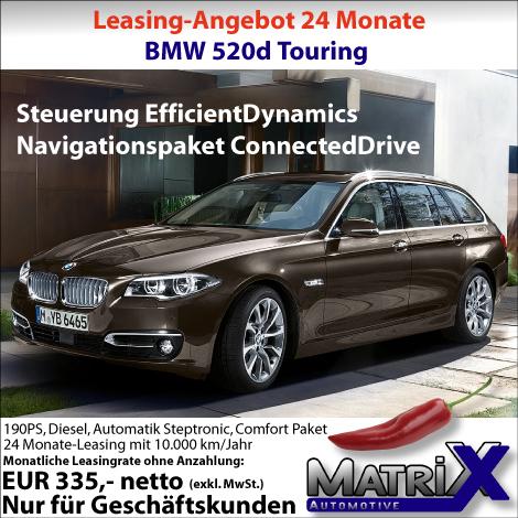 28.07.2016 BMW 520d Touring*
