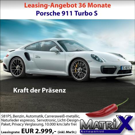05.07.2016 Porsche 911 Turbo S*